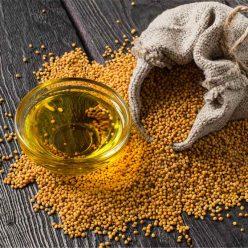 Huile de moutarde : stimulante pour la pousse des cheveux et la circulation sanguine